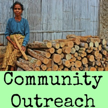 community outreach color