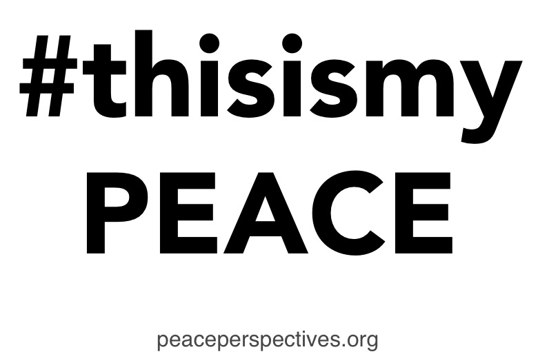 Thisismypeace Peace Perspectives